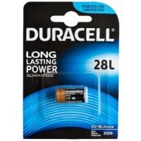 Bildbeschreibung zu Duracell Foto-Batterie 28L Lithium mit 6 Volt