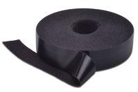 Klettband für strukturierte Verkabelung, 20mm breit, 10m Rolle, schwarz, Digitus® [DN-CT-10M-20]