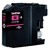 BROTHER Cartouche Jet d'encre Magenta LC121M