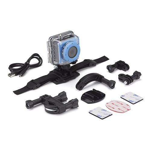 KITVISION SPLASH FULL HD akció kamera – kék - KVSPLASHBL