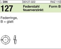 Federringe B14