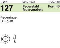 Federringe B42