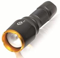C.K Tools T9520 torcia Torcia a mano Nero, Arancione LED