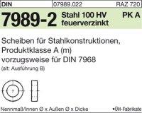 DIN7989 16/17,5x30x8