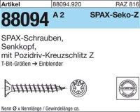 ABC-SPAX-S 6x40/33-Z