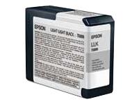 Epson Tintenpatrone Light Light Black T5809
