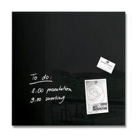 Magnetic Glass Board artverum®_gl110_w_glasmagnetboard_artverum_black