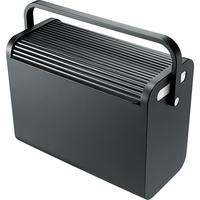 helit Hängebox H6110195 DIN A4 max. 25Mappen PS schwarz