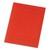 5 ETOILES Paquet de 50 sous-dossiers pour dossiers-suspendus. 2 rabats. Coloris rouge.