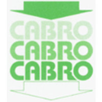Cabro Reprokopierpapier 90g weiß 841mmx150m 2 Rollen