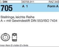 Stellringe A8x16x8