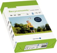Papyrus Kopierpapier Recyconomic ClassicWhite 70er ISO Weiße, CIE58, A3 80g