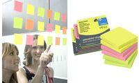 inFO notes Haftnotizen Brillant Sticky Notes, 125 x 75 mm (80000134)