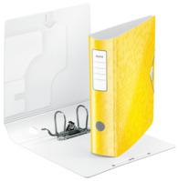 Qualitäts-Ordner Active WOW, A4, Polyfoam, breit, gelb