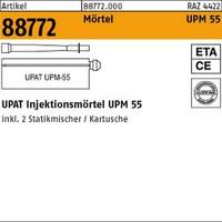 1 Pack UPAT Verbundmörtel ART 88772 UPAT Verbundmörtel UPM 55-390 1 Kartusche/2 Statikmischer (Inhalt: 6 Stück) von REYHER