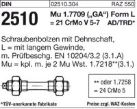 DIN2510 LM16x80