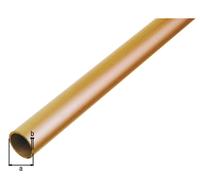 Rundrohr, Messing, Lx⌀xS 1000 x 4 x 0,5 mm