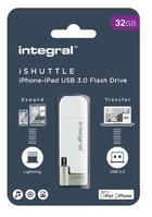 USB-STICK INTEGRAL I-SHUTTLE 32GB 3.0