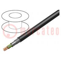 Vodič; 2YSLCYK-JB,ÖLFLEX® SERVO; licna; Cu; 3x16mm2+3G2,5mm2; PVC