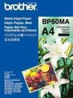 BP60MA, DIN A4 Inkjetpapier, matt, 145 g/m², DIN A4, (25 Blatt) Bild1