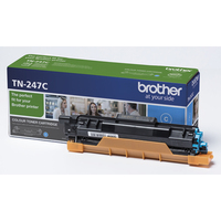 BROTHER Cartouche Cyan haute capacité TN247C