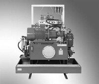 Bosch Rexroth ABMAG-160S-3X/PV7 16-20/132M Standardaggregat