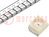 LED; SMD; 3528,PLCC2; rot; 2,8-10mcd; 3,5x2,8x1,75mm; 120°; 2÷2,8V