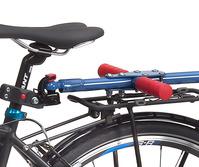 Fahrradkupplung als Anbausatz