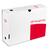 5 ETOILES Boîte archives dos 15 cm. Montage automatique. Carton blanc.