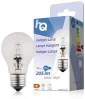 HQ halogenová žárovka Classic 18W, E27, 205 lm