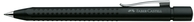 Kugelschreiber GRIP 2011, XB-Mine, Schaftfarbe: schwarz-mattt