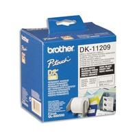 BROTHER Rouleau de 800 étiquettes prédécoupées d'adressage 29x62mm DK11209