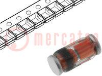 Dióda: Zenerova; 0,5W; 12V; SMD; páska; MiniMELF