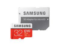 Samsung EVO Plus microSD Karte (2017)(SD Adapter) | MB-MC32GA/EU