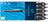 Kugelschreiber Pulse, Druckmechanik, M, schwarz, Farbe des Schaftes: anthrazit