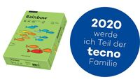 """PAPYRUS papier multifonction """"Rainbow"""", A4, vert intense (8008576)"""