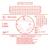 Original Kienzle Diagrammscheiben 125-24 EC 4 K, 100 Stück
