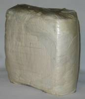 Putzlappen Baumwolle weiss 25 Kg