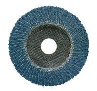 Fächerschleifscheibe flach 115 mm K36