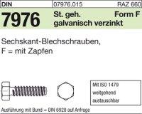 Blechschrauben 6,3x16-F
