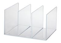 Acrylic catalogue rack