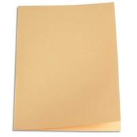 5 ETOILES Paquet de 100 chemises carte recycl�e 180 grammes coloris bulle