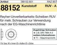 RUV-Scheiben 6/6,3x12,5x1,3