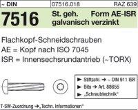 Gew-Schneidschrauben AEM6x20-T30