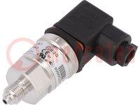 Převodník: tlaku; Rozsah sled.velič:1,6 bar; 9÷32VDC; 0,5%; IP65