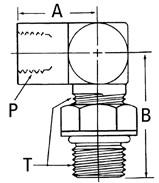 AEROQUIP 206801-12-12S