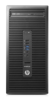 HP EliteDesk 705 G2 MT 3.2GHz A8 PRO-8650B Micro Tower Zwart