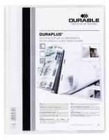 Durable Duraplus A4 White