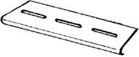 Kantenschutzbleche RKB 500 F