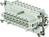 Steckverbinder-Einsatz HDC HE 16 FS
